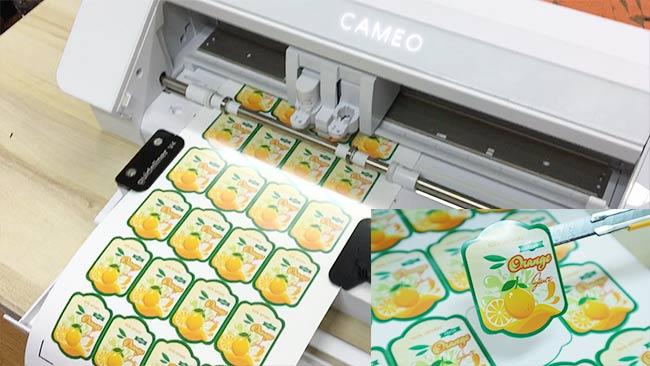 เครื่องพิมพ์สติ๊กเกอร์-ไดคัท