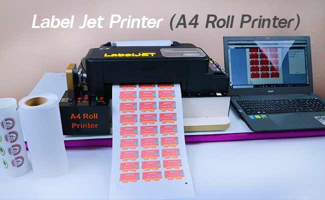 เครื่องปริ้นฉลาก เครื่องพิมพ์สติ๊กเกอร์-Label