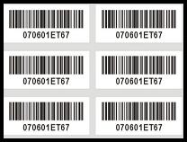 พิมพ์สติ๊กเกอร์Barcode