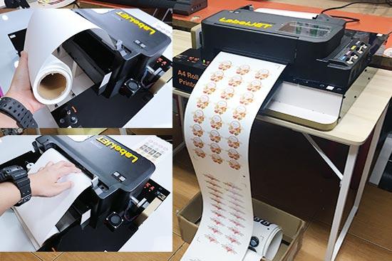 เครื่องปริ้นฉลากสินค้า เครื่องพิมพ์ฉลากสินค้า