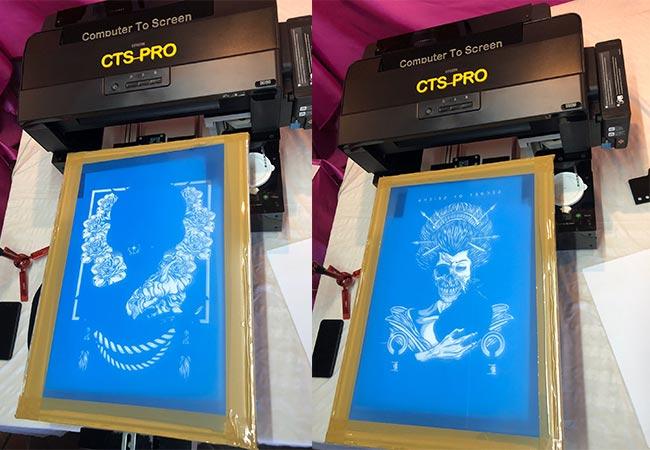 CTS-Printer-เครื่องอัดบล็อคสกรีน