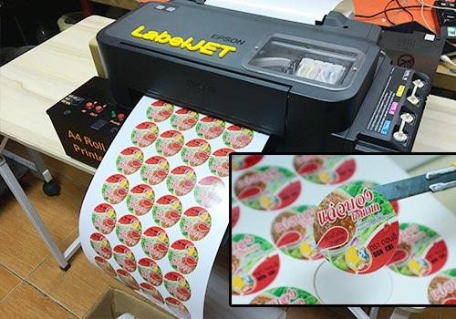 เครื่องพิมพ์สติ๊กเกอร์-ฉลากสินค้า-Label-jet