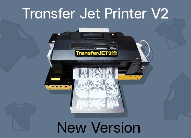 เครื่องสกรีนเสื้อ เครื่องพิมพ์ฟิล์ม , เครื่องพิมพ์ film , digital film transfer , DTF เครื่องพิมพ์เสื้อ