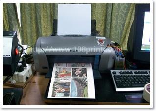 พิมพ์ภาพ,เครื่องพิมพ์,พิมพ์