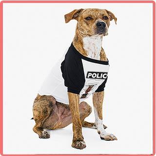เสื้อสุนัข-เครื่องสกรีน