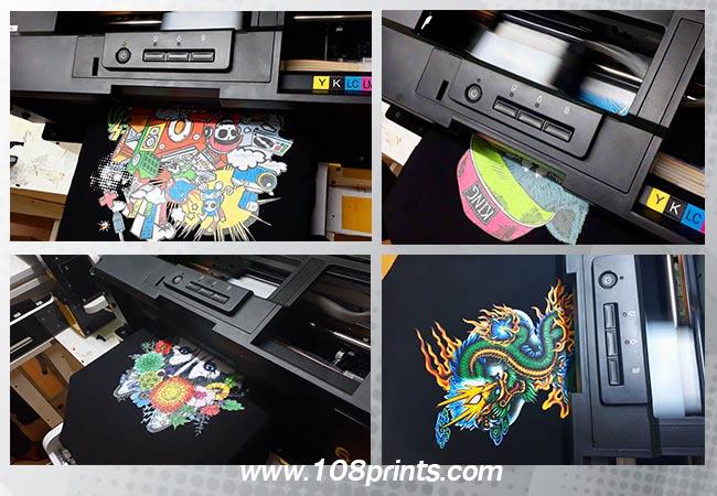เครื่องพิมพ์เสื้อยืดdtg-tx6