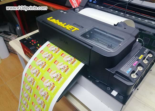 เครื่องปริ้นฉลาก-เครื่องพิมพ์ฉลาก-เครื่องปริ้นลาเบล