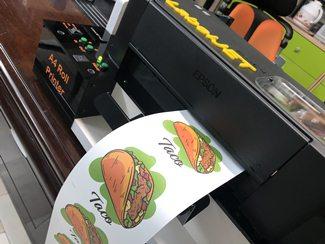 เครื่องพิมพ์ฉลากสินค้า01