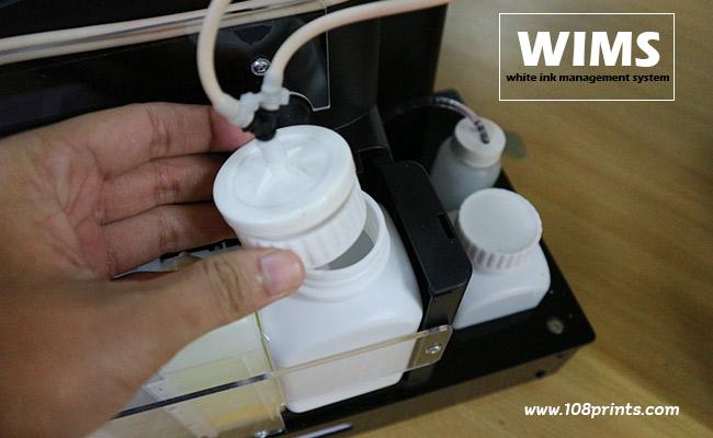 ระบบเวียนหมึกขาว-เครื่องพิมพ์dtf