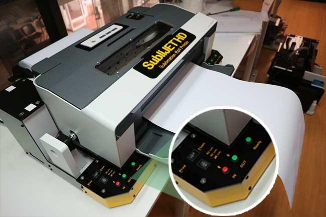 เครื่องพิมพ์เสื้อ-Sublimation