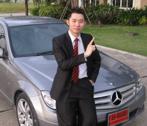 agel leader joe diamond benz
