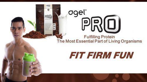 agel pro-protien สารอาหารเพิ่่มพลัง เสริมกล้ามเนื้อ