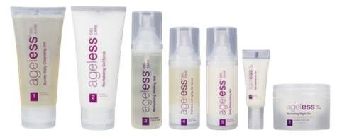 ageless skin care picture