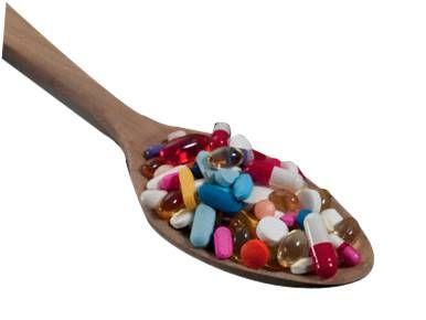 การกินยาแบบเม็ด