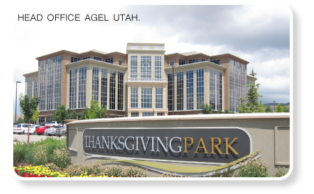 agel head office Utah-USA
