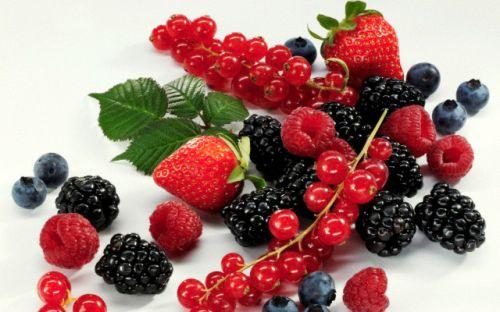 ผลไม้ตระกูลเบอร์รี่ (Berries)