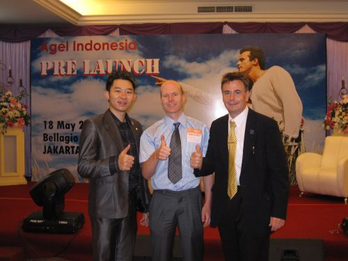 Agel Indonesia Office Center
