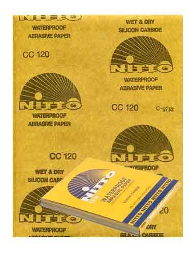 กระดาษทราย NITTO