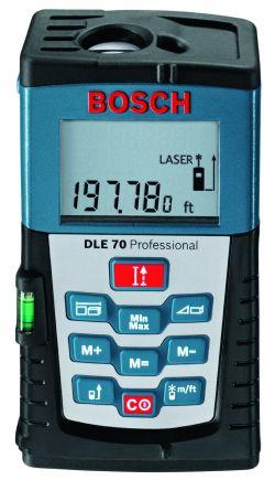 """เครื่องวัดระยะเลเซอร์ DLE-40 """" Bosch """""""