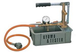 เครื่องตรวจสอบรอยรั่ว ( Test Pump )