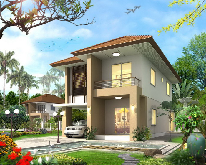 สร้างบ้านงบ 2-3 ล้าน แบบบ้าน 2 ชั้น โปรโมชั่นสร้างบ้าน บ้านสองชั้น อุ่นใจ บิลเดอร์ บิวเดอร์
