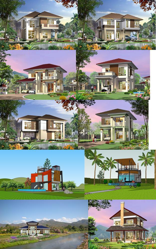 ออกแบบบ้านใหม่