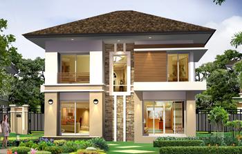 แบบบ้าน 4 ห้องนอน 2 ล้าน ราคาไม่แพง บริษัทรับสร้างบ้าน