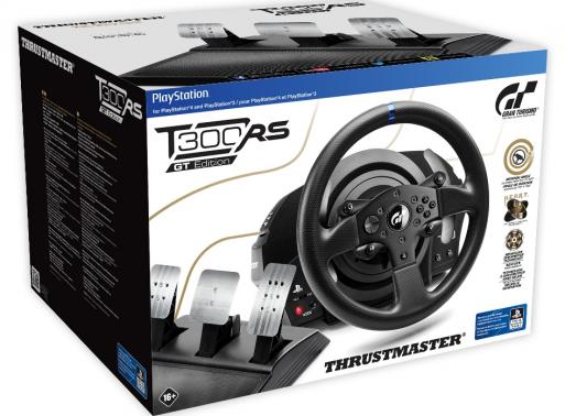 thrustmaster t300rs gt edition. Black Bedroom Furniture Sets. Home Design Ideas