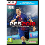 PC PES 2018 Day-1 Edition