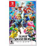 Super Smashed Bros Ultimate