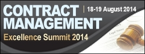 Contract Management Excellence Summit 2014