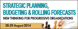 Strategic Planning, Budgeting & Rolling Forecasts