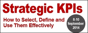 Strategic KPIs: How to Select, Define and Use Them Effectively