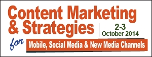 Content Marketing & Strategies for Mobile, Social Media & New Media Channels