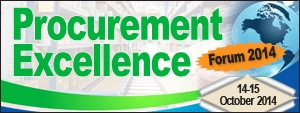 Procurement Excellence Forum 2014