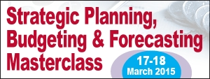 Strategic Planning, Budgeting & Forecasting Masterclass