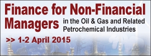Finance for Non-Financial Managers in the Oil & Gas and Related Petrochemical Industries