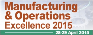Manufacturing & Operations Excellence 2015