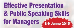 Effective Presentation & Public Speaking Skills for Managers