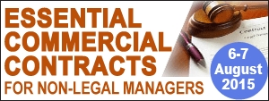 Essential Commercial Contracts for Non-Legal Managers
