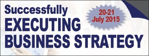 Successfully Executing Business Strategy