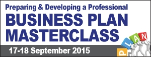 Preparing & Developing a Professional Business Plan Masterclass