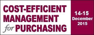 Cost-Efficient Management for Purchasing