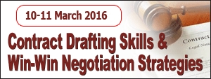 Contract Drafting Skills & Win-Win Negotiation Strategies