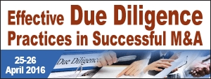 Effective Due Diligence Practices in Successful M&A