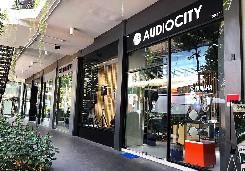 AUDIOCITY CO., LTD บริษัท ออดิโอซิตี้ จำกัด