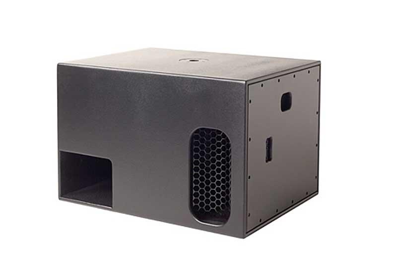 Nexo Ls1200 Subwoofer High Power System 135db Peak Spl