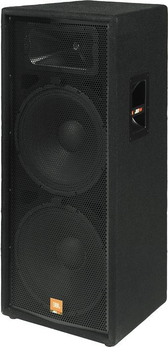 Jbl Jrx 125 ตู้ลำโพง Dual 15 Inch Two Way Portable Loudspeaker