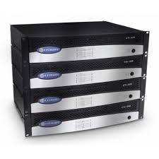 crown cts2000blu 2 channel power amplifier 1000wpc 4 8 ohms 70v. Black Bedroom Furniture Sets. Home Design Ideas