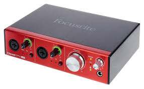 focusrite clarett 2pre usb 10 in 4 out usb 2 0 audio interface with 2 mic preamps focusrite. Black Bedroom Furniture Sets. Home Design Ideas
